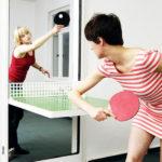 Ping Pong Door!