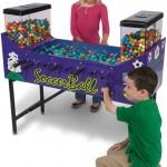 Foosball Gumball Table!