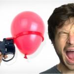 Water Balloon Russian Roulette!