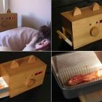 Wake 'N Bacon Alarm Clock Concept!