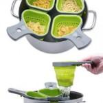 Portion Control Pasta Baskets!